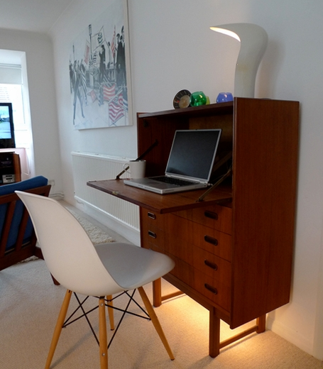 writing bureau to the rescue elements at home