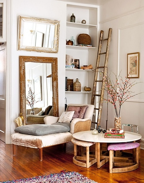 this is fabulous if you have bookshelves or vignettes to create work with what you have first and then take a visit with a size or shape of an item you - Home Rustic Decor