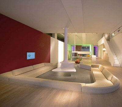 The Conversation Pit Elements at Home