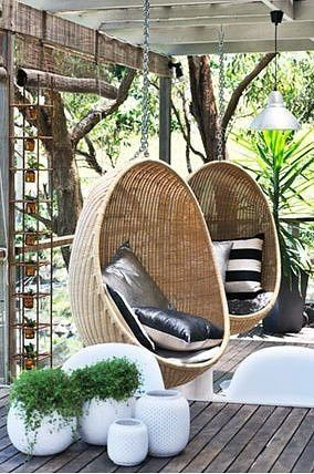 hanging chair in my dreams elements at home