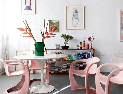 Top 10 Coloured Dining Chairs ideas. Silent Sundays