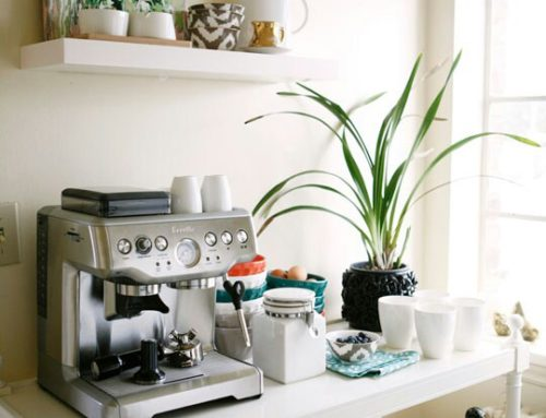 How to create a Coffee Nook