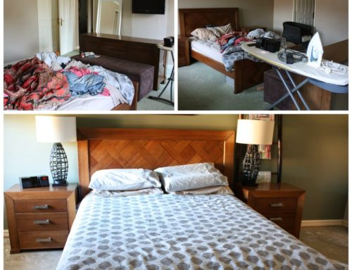 How to makeover your Bedroom