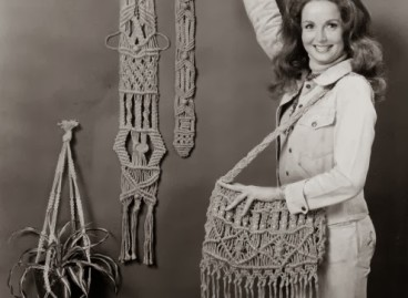 70's Saturday, The Good, The Bad and The Macrame. 2014 Flashback