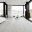How to Paint your Floorboards White. Part 1