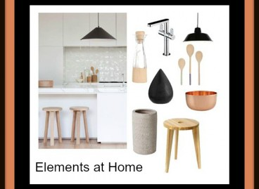 Shop The Look. Natural Elements Kitchen