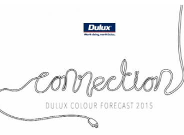 The Dulux Colours for 2015