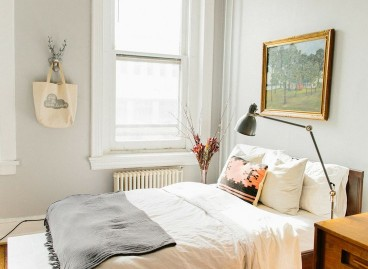 5 Tips to help freshen up your Bedroom