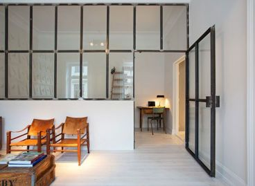 This Weeks Obsession. Glass Internal Walls.
