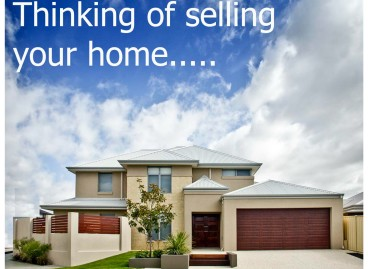 Thinking of selling your home…..