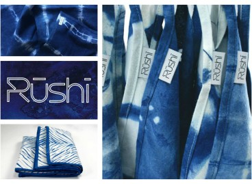 Rushi. The Return of Handcrafted Design.