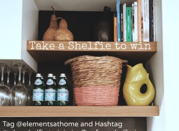Take a Shelfie to win.