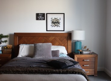 5 Essential Bedroom Items.