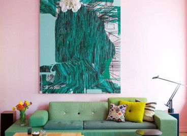 2016 Decorating Trends. Pink